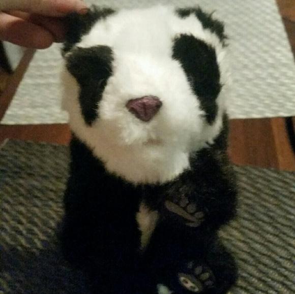 Furreal pets baby interactive panda bear